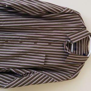 Men's Burberry London Dress Shirt